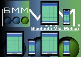 Bluetooth Midi Motion