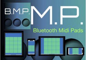 Bluetooth Midi Pads