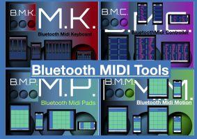 Bluetooth Midi Tools