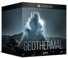 Geothermal 3D Surround or Stereo Amp