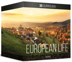 Boom European Life Stereo Amp Surround