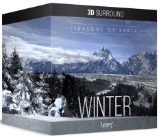 Seasons Of Earth Winter 3D Surround or Stereo