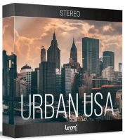 Urban USA 3D Surround or Stereo Amp