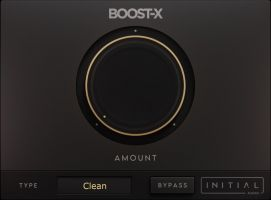 Boost X Dynamic Saturation