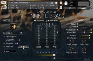 Infinite Brass