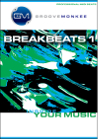 Breakbeat MIDI Drum Loops