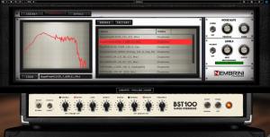 NA BST100 Super Overdrive Guitar Amplifier