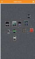 DBoards Android Guitar Pedalboard Planner