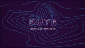 Bute Loudness Analyser (Stereo)