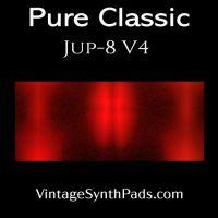 Pure Classic Presets for Arturia Jup-8 V4