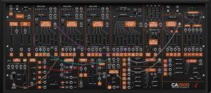 CA2600 Synthesizer