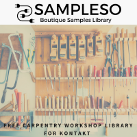 CARPENTRY TOOLS(Free Sample Library)