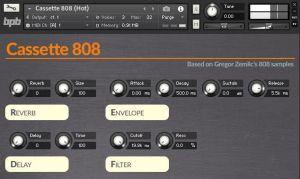 BPB Cassette 808