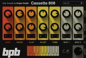 BPB Cassette Drums