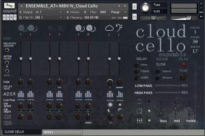 Cloud Cello