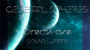 Celestial Spheres Sound Library for Directwave
