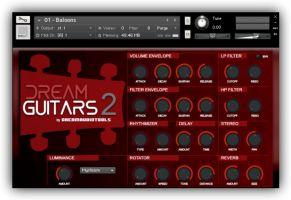 Dream Guitars 2 - Cinematic Guitars