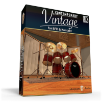 Contemporary Vintage Drums (BFD & Kontakt)