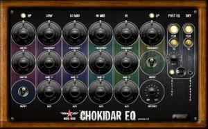 Chokidar EQ