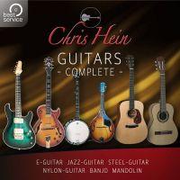 Chris Hein - Guitars