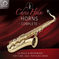 Chris Hein Horns Pro Complete