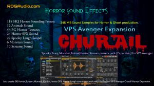 Churail Horror VPS Aveneger Expansion