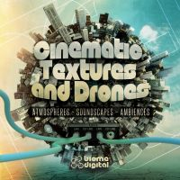 Cinematic Textures and Drones (Kontakt, ReFill, Wav)