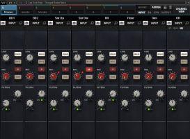 CLA MixHub Input Section