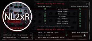 NL2xR Editor