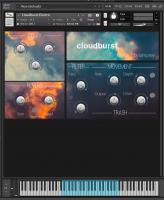 Cloudburst - Playable Guitar Harmonics
