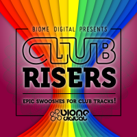 Club Risers (Transitions Sound Effects Library)