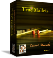 True Mallets Vol.1 - Concert Marimba