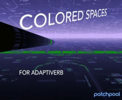 Colored Spaces for Zynaptiq Adaptiverb