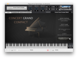 Concert Grand Compact