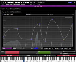 CONFIBLAHUTER - free form filter