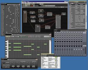Console Sound Modular Studio