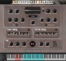 Contemporary Colours