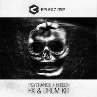 PSYTRANCE / HITECH FX & DRUM KIT