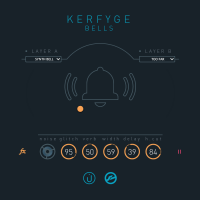 Kerfyge Audio - Trap Bells X Kontakt Library