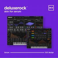 Deluxerock Skin for Serum