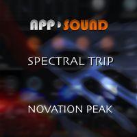 Novation Peak Spectral Trip