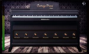cottage piano classic