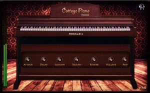 cottage piano diamond