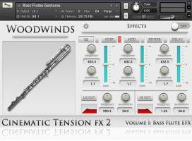 Cinematic Tension FX 2 - Volume 1 Bass Clarinets