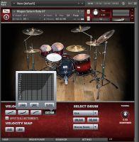 Mapex Heavy Rock Kit - Kontakt Pack