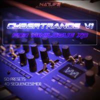 Cybertrance V1 For Minilogue XD
