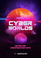Cyberworlds: Retro Pop Construction Kits by Big Fish Audio