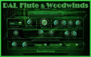 DAL Flute & Woodwinds