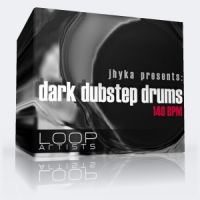 Dark Dubstep Drums - Dubstep Drums Loop Pack
