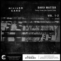Dark Matter - Tales From the Synth Side - vol1-vol2 - microSD for Eurorack